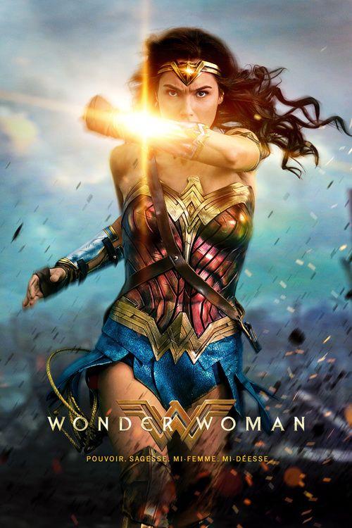 Wonder Woman (2017) Full Movie