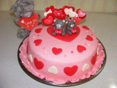 Торт для любимого рецепты с картинками види сердца