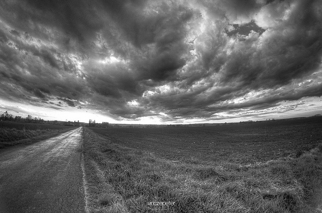 A storm is coming by .vpeter