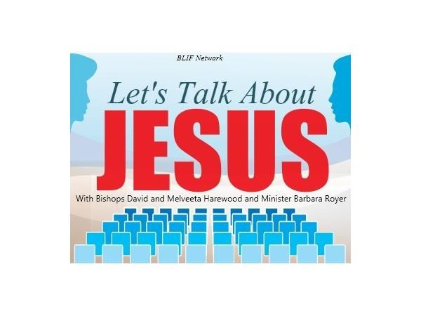 Let's Talk About Jesus-Stephen on Trial: Acts 7: 06/03 by BLIF NETWORK | Christianity Podcasts