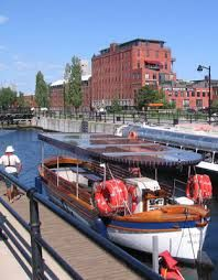 Image result for balade vélo canal lachine
