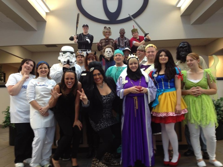 Happy Halloween from your friends at Toyota of Puyallup!