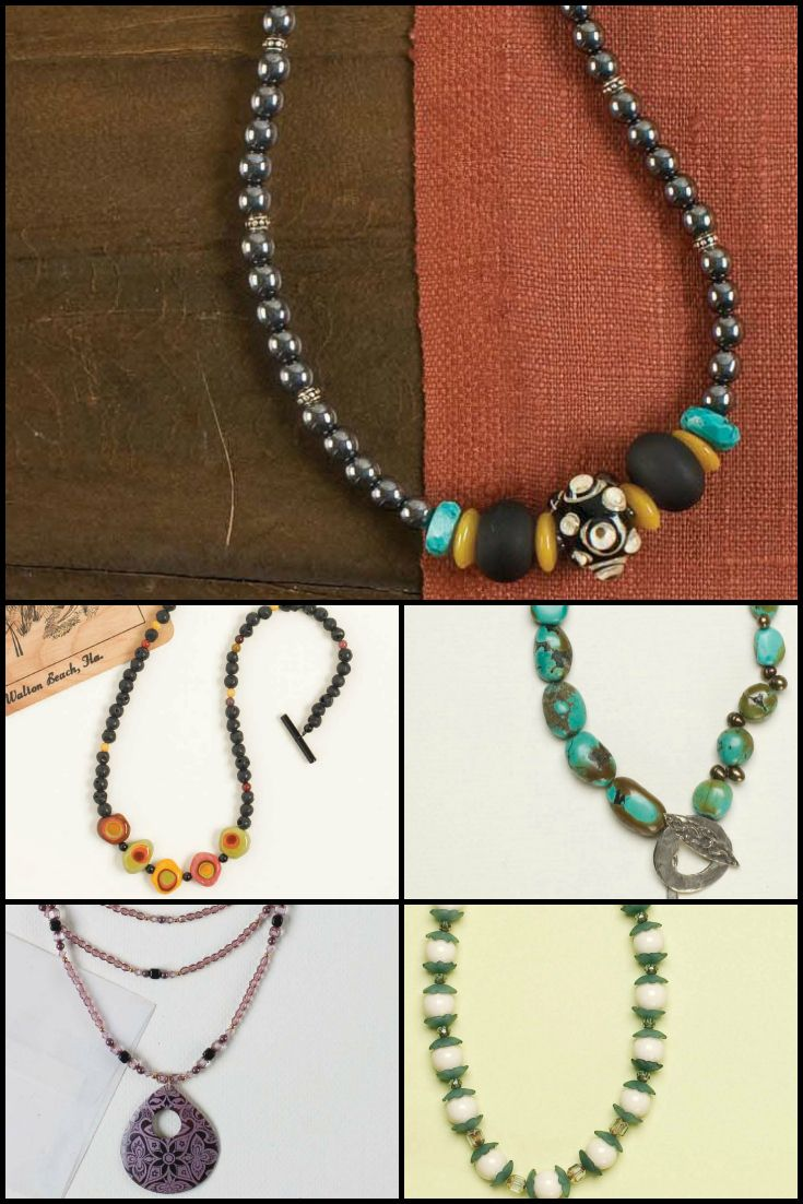 Learn How To Bead With These 5 Free Simply Beautiful Beaded Jewelry  Projects (plus,