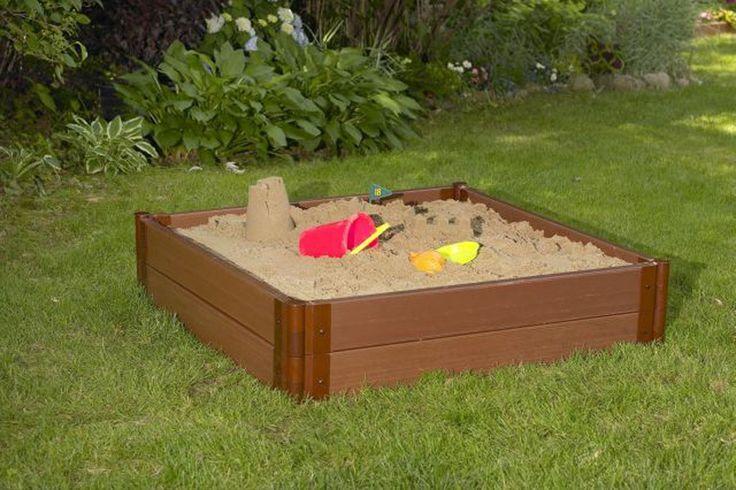 6382 best Sandboxes For Kids images on Pinterest | Backyard ideas ...
