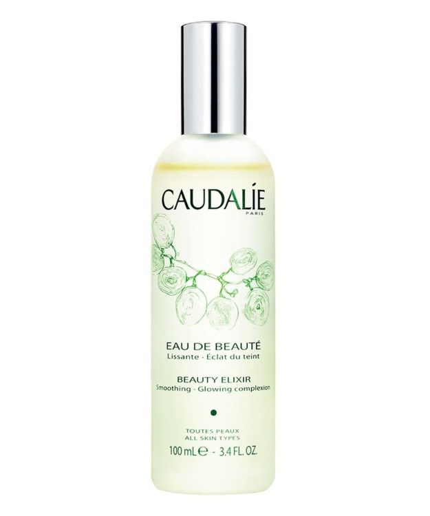 Caudalie Beauty Elixir, to help tighten your pores and give your skin with an instant glow. | 22 French Pharmacy Products That People Actually Swear By