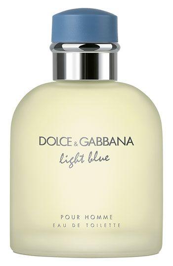 Dolce&Gabbana Beauty 'Light Blue pour Homme' Eau de Toilette available at #Nordstrom