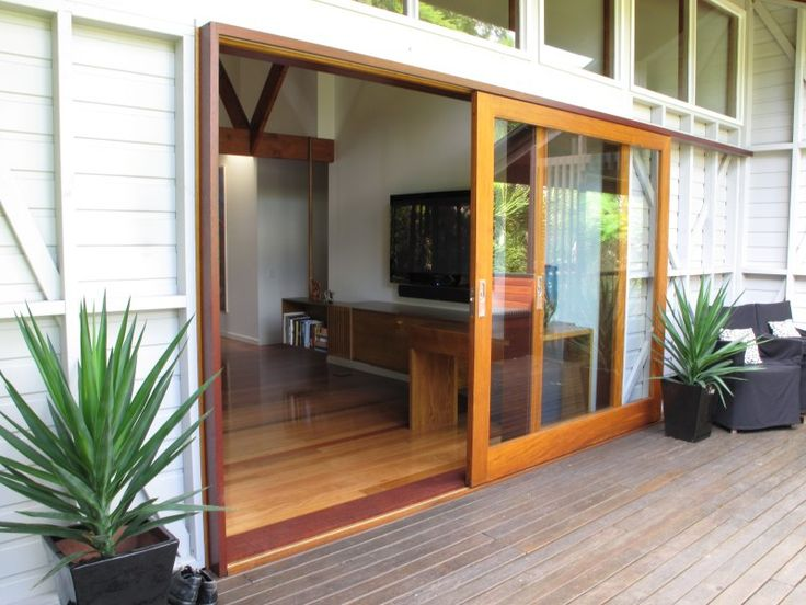 Best 25 wooden sliding doors ideas on pinterest klube for External sliding doors