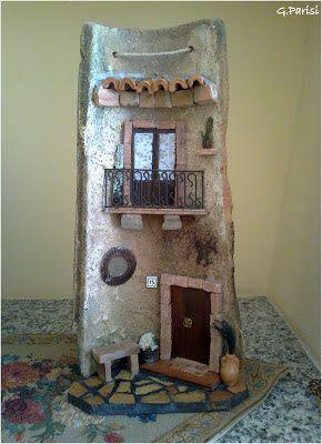 """*Tegole decorate*Giuseppe*: Tegola """"Palazzo nobiliare"""""""
