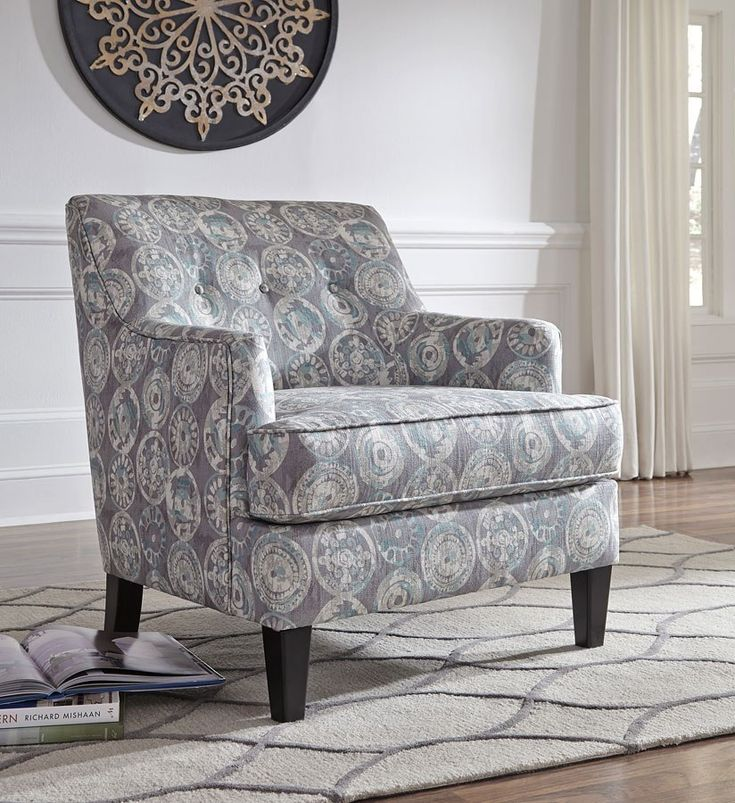 Best Adril Accent Chair Accent Chairs Wayfair Living Room 400 x 300