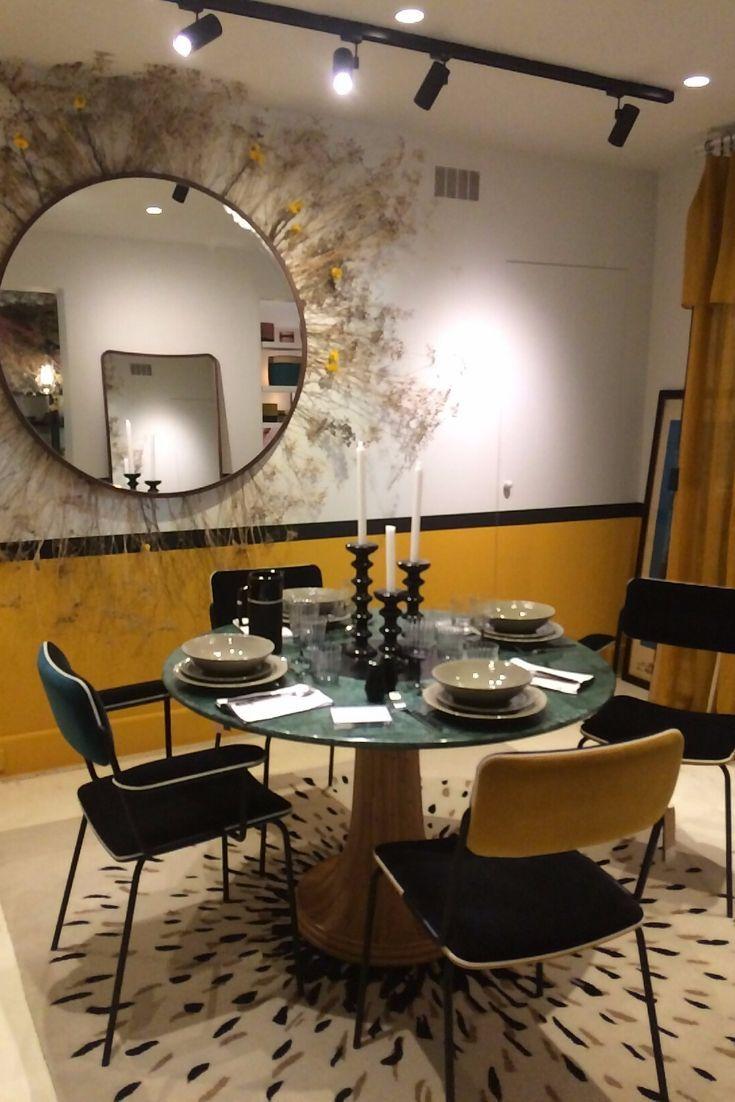 Inspiration Kty L Decoratrice D Interieur En 2020 Decoration Interieure Decoration Maison Table Salle A Manger