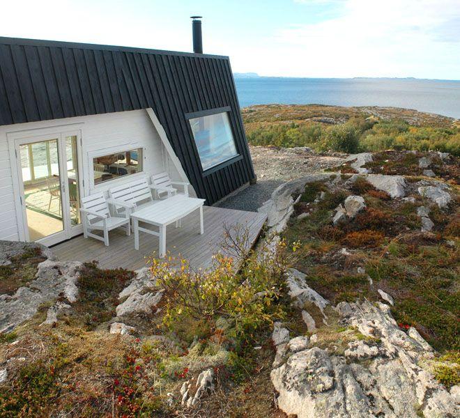 Weekend Cabin: Vardehaugen, Norway