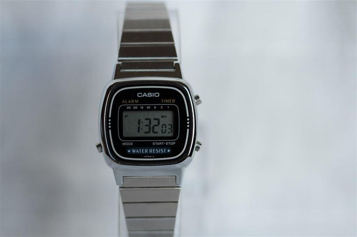 Casio 526 LCD Lady - Absolut fantastiskt skick & nytt batteri - 80-tals