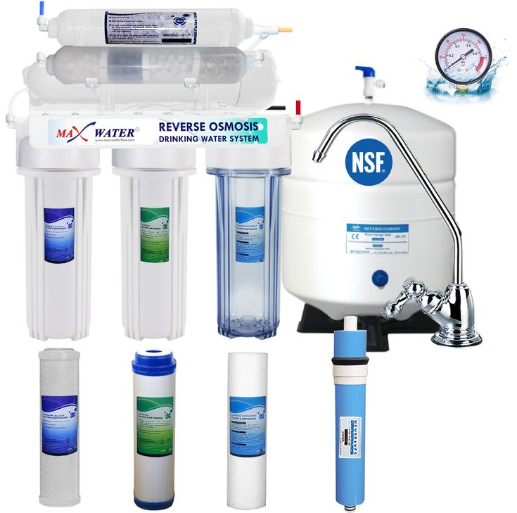 Best 25+ Osm... Reverse Osmosis Water Systems