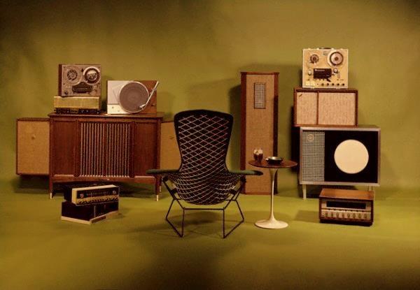 Estudio de Musica / Años 50