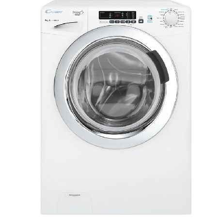 Candy GVS148DC3W 1400rpm Washing Machine 8kg Load Class A  White (Barcode EAN=8016361925182) http://www.MightGet.com/april-2017-1/candy-gvs148dc3w.asp