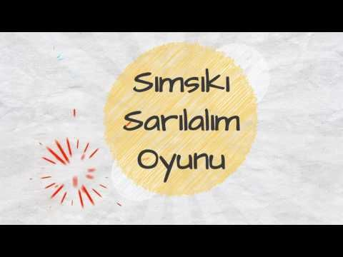 SIMSIKI SARILALIM Parmak Oyunu - YouTube