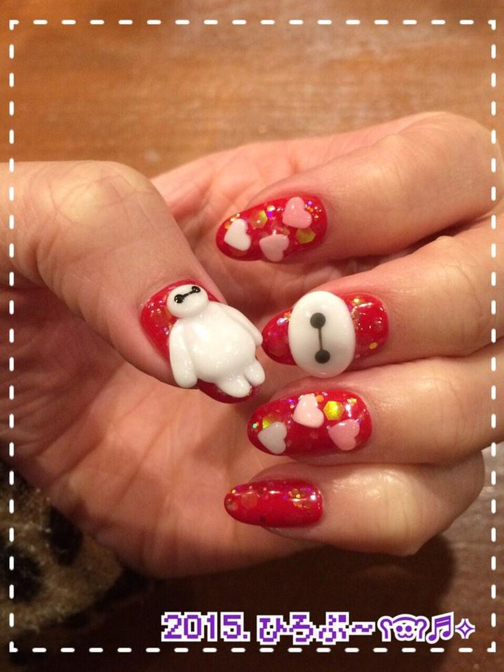 Character Design Nails : Images about character nail art on pinterest