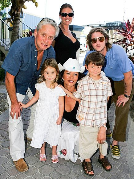 FAMILY FIRST photo | Michael Douglas