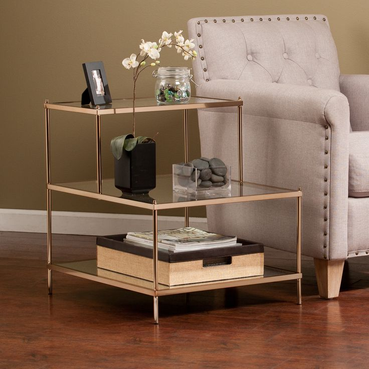 Side Table Home Goods: Free Shipping on orders over $45 at Overstock.com - Your Home Goods Store! Get 5% in rewards with Club O!