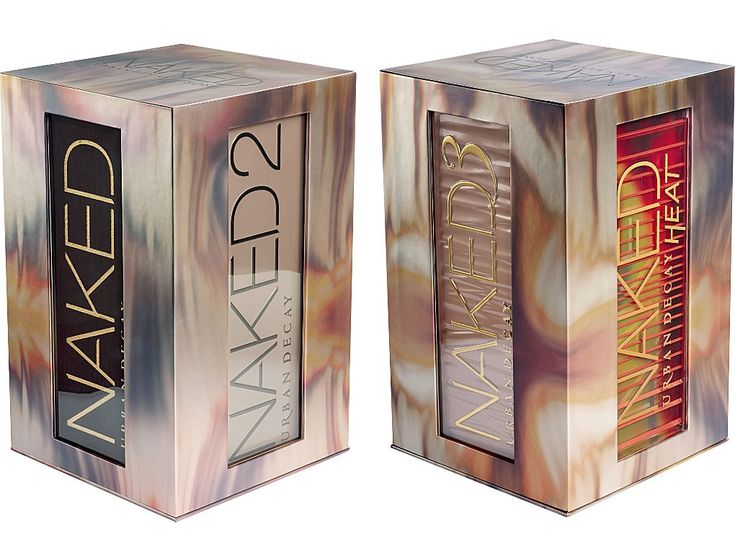 URBAN DECAY - Naked 4some Vault
