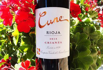 Club des Dégustateurs de Grands Vins: Crianza, CUNE, Rioja, 2012, Espagne