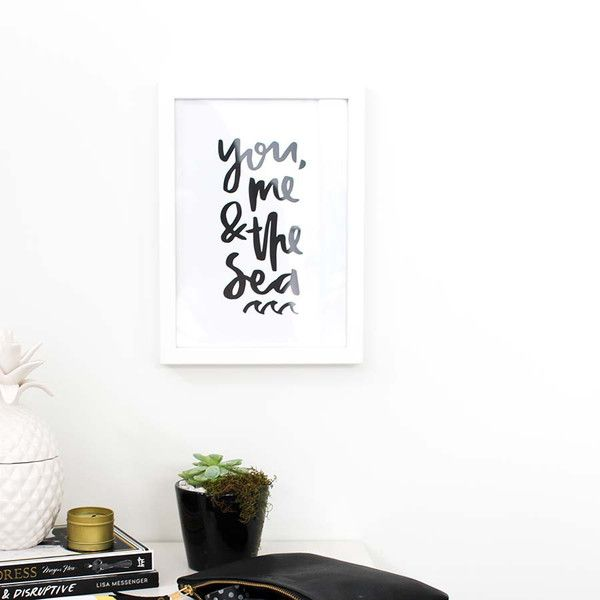 Peach & Co - You+Me Print... from $25
