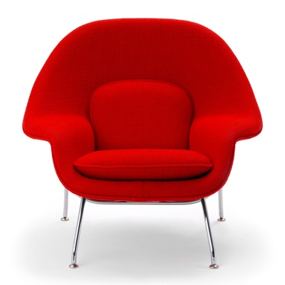 The Womb Chair from Knoll by Eero Saarinen | Large Size