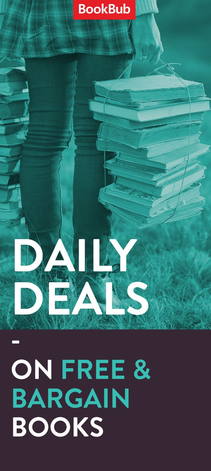 Bookbub Emails You Daily Deals On Thousands Of Free And Discounted Ebooks,  Handpicked Based On