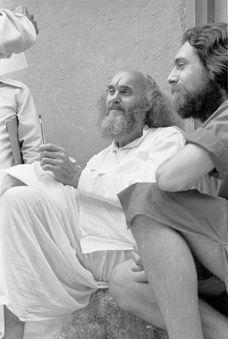 Bhagavan Das - Amazing Grace - Swaha