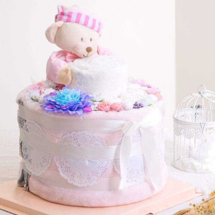 Наборы для новорожденных из Китая :: Высококачественный чистый хлопок летом платье костюм newborn подарок box полная луна день торт baby подарок пакет mail.