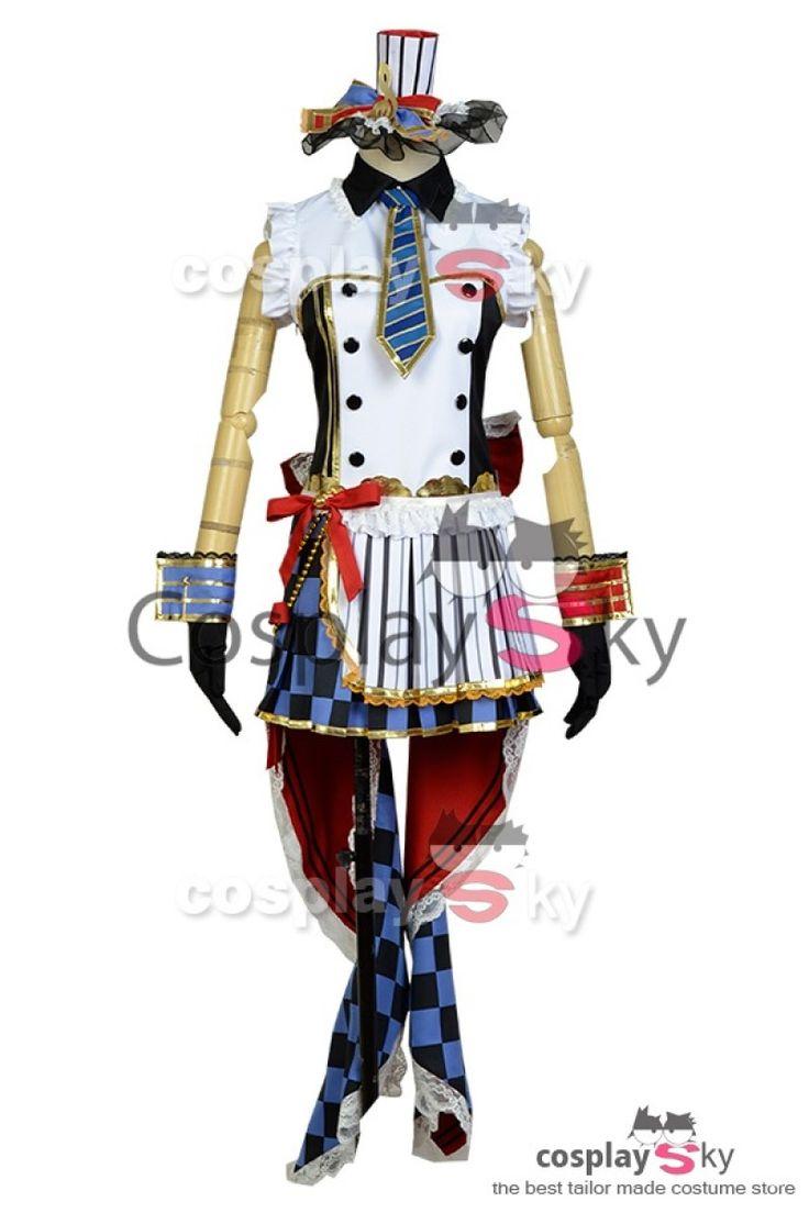 LoveLive! Umi Sonoda Servante De Café Uniforme Cosplay Costume_1