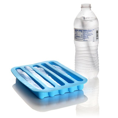 Water Bottle Stick Ice Cube Tray.Ideas, Sticks Ice, Ice Trays, Ice Cube Trays, Bottle Sticks, Bottle Ice, Products, Ice Cubes Trays, Water Bottles
