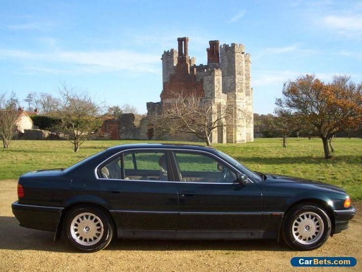BMW 728I AUTOMATIC 4 DOOR SALOON LONG MOT FULL SERVICE HISTORY #bmw #728iauto #forsale #unitedkingdom