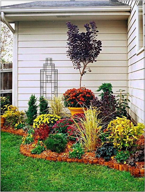Small Perennial Garden Design Small Flower Gardens Corner