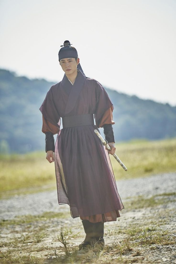 한복 Hanbok : Korean traditional clothes[dress] #Kdrama #구르미그린달빛 #박보검