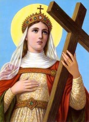 Santa Elena reina fuiste y al calvario llegaste tres clavos trajiste, uno se lo diste a tu hijo Constantino, el otro lo tiraste al mar pa...