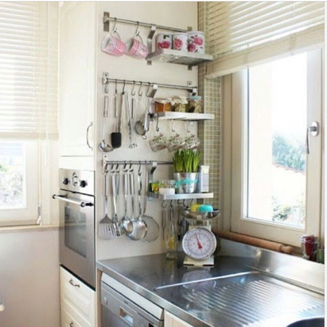 Storage Ideas For Small Kitchens Ikea