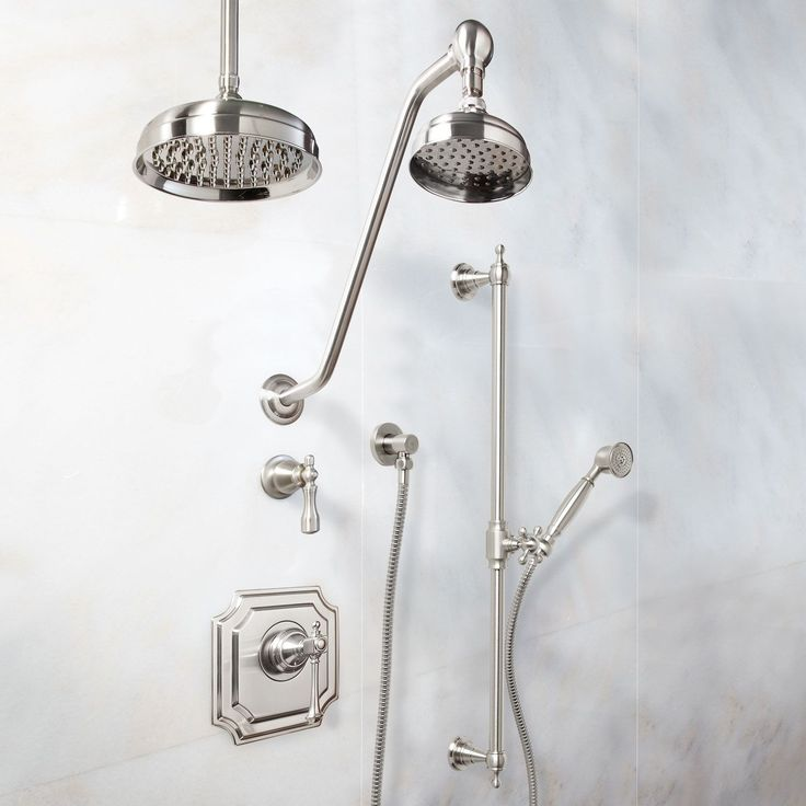 Best 20 Dual Shower Heads Ideas On Pinterest: 25+ Best Ideas About Shower Systems On Pinterest