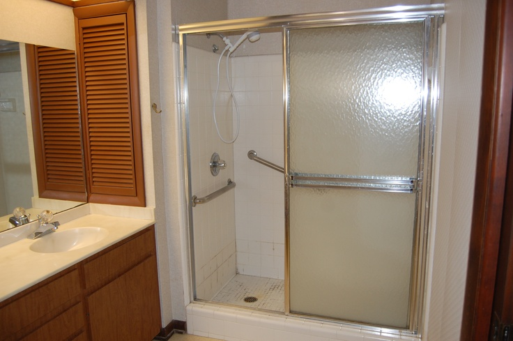 Before master bath redecorating pinterest for Redecorating a small bathroom