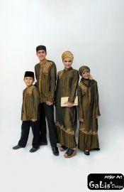 Baju Sarimbit Keluarga Muslim 08 koleksi sarimbit keluarga dari warungmuslimah.com tahun 2013