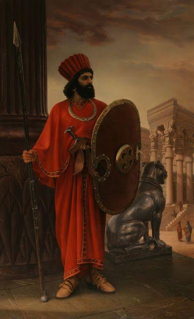 Στρατιώτης της αυτοκρατορίας των Αχαιμενιδών (2002)