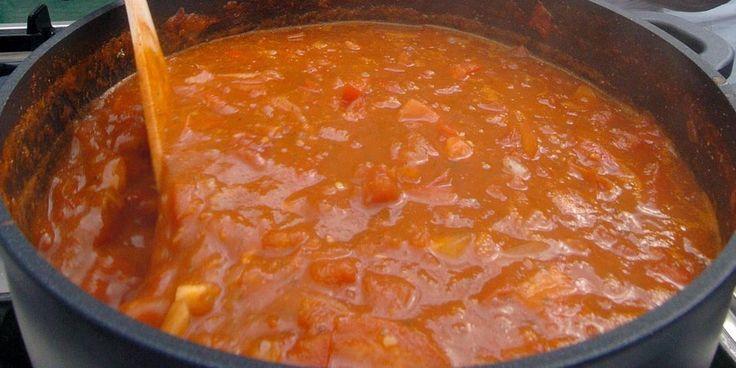 Was der Kühlschrank hergibt: Passierte Tomaten sind immer da - taz.de