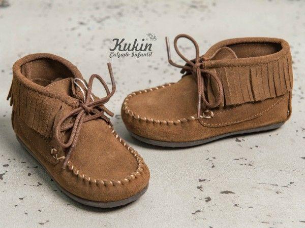 botas niño - calzado infantil online - zapatería infantil Kukin - botas  flecos e81998c9eff2