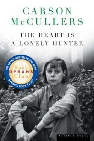Love this bookCarson Mccullers, Katy Couric, Hunters Good Book, Lonely Hunters Such, Beautiful Heartbreak, Lonely Hunters Good, Movie, Deaf Character, Club Book