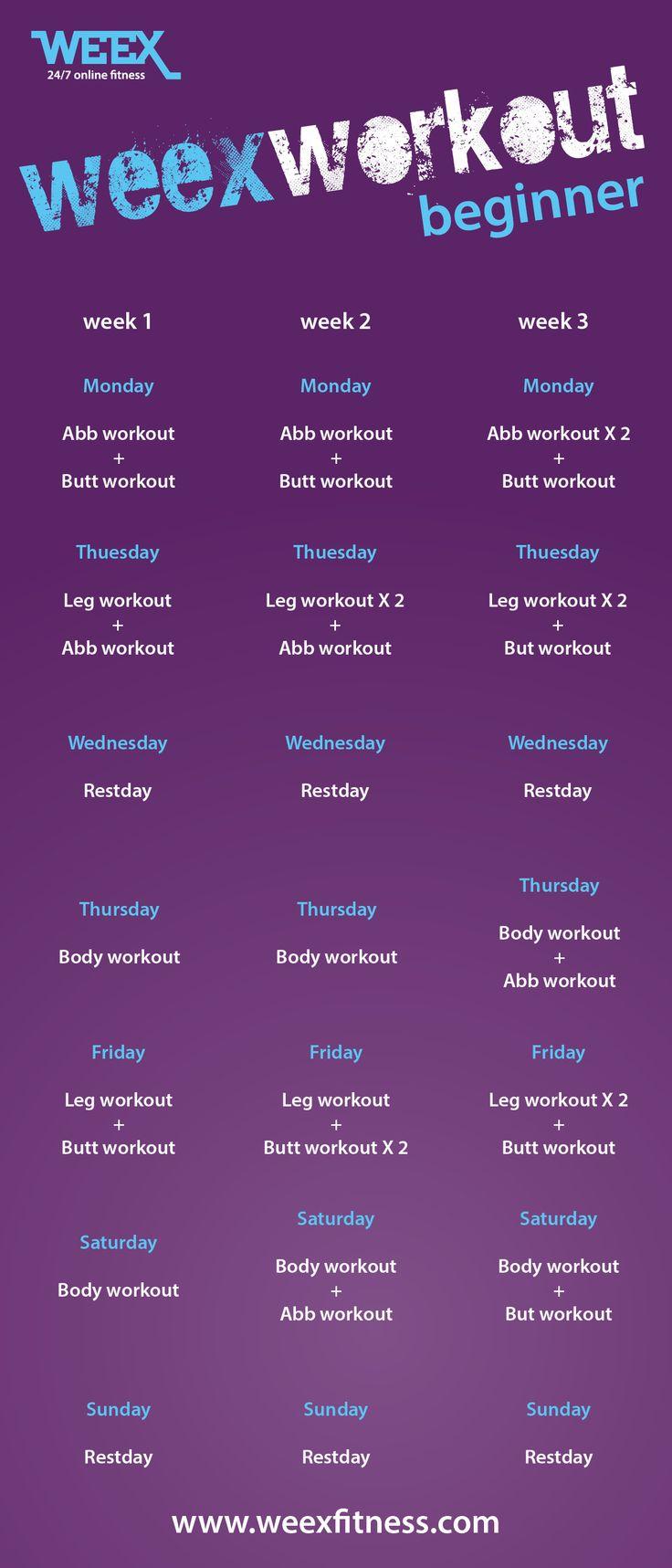 Volg deze fitness / workout challenge, speciaal voor de probleemgebieden van vrouwen, 3 weken. Met deze training worden jou spieren strakker en in een betere conditie. Heb jij nog vragen op gebied van deze fitness of een gezonder lichaam? Stel ze dan gerust via ons contact formulier!