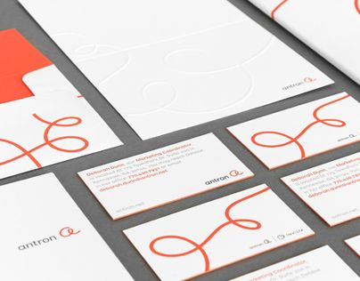 a80037814 The orange thread that links all of the pieces together is a great unifier!    Creative Inspiration   Brand identity, Branding design, Identity