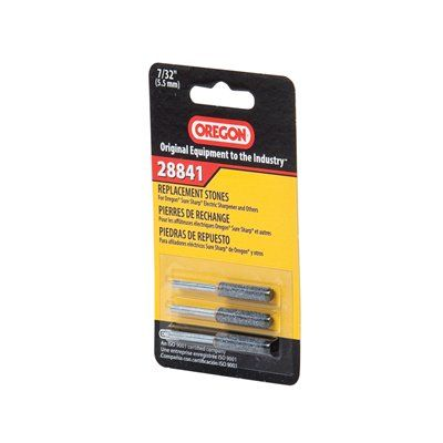 OREGON 7/32-in File Replacement Stones fore Sure Sharp Electric Sharpener (3-Pack)