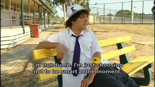 summer heights high.