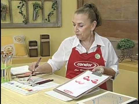 ARTE BRASIL -- ANA MARIA GUIMARÃES -- MARATONA DE PINCELADAS (28/09/2010...