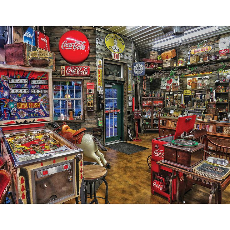 Additional Views Coke Good Nabor Store Jigsaw Puzzle